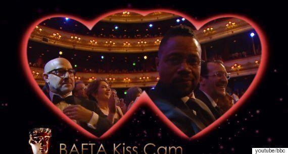 디카프리오가 발렌타인 데이 키스를 한 여배우(사진,