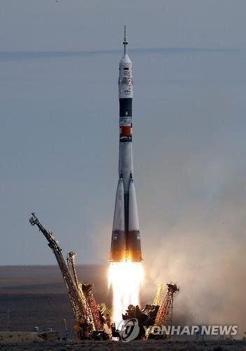 러시아도 로켓을