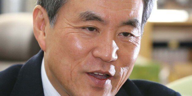 박근혜 캠프 출신 이상돈, 국민의당