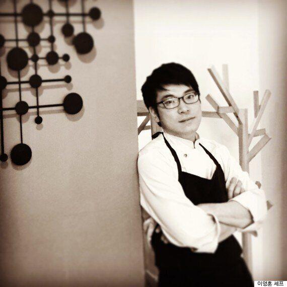 프랑스에서 한국인 최초로 미슐랭 '별' 받은 셰프의 한