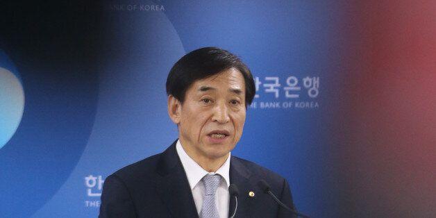 한국은행 기준금리 동결 :