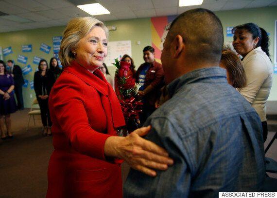 버니 샌더스, 네바다에서도 힐러리 클린턴 맹추격 : 45%로 동률