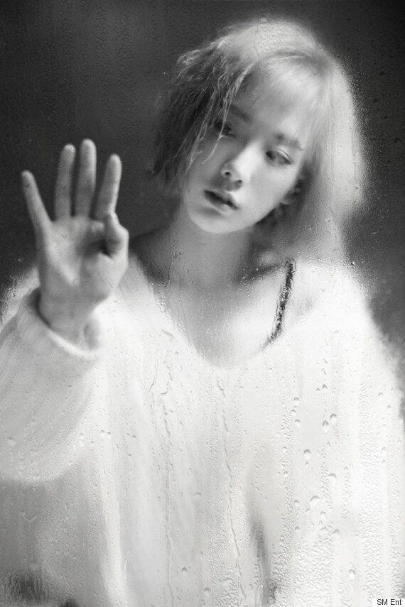 태연이 신곡 '레인'으로