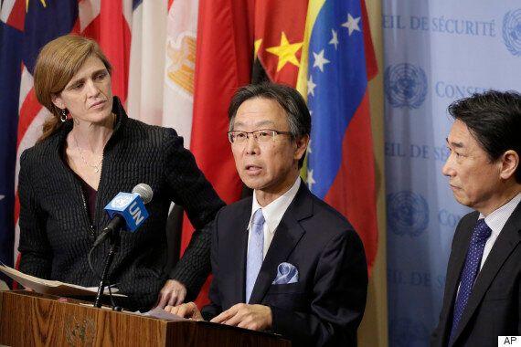 유엔 안보리, '북한 로켓' 강력규탄 성명을