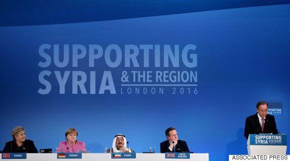 국제 사회, 시리아에 12조 원 인도적