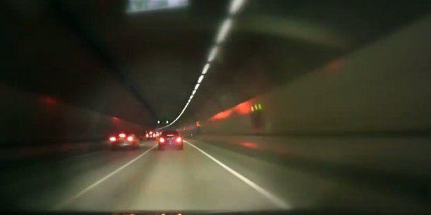 고속도로에서 '시속 200km 이상' 광란의 질주를 한