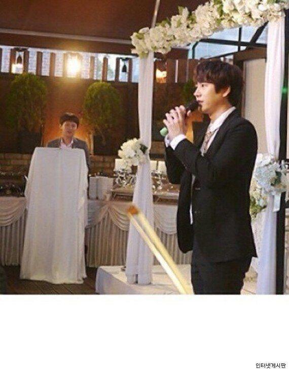 라스, 규현과 양세형 다툼의 전말과 해당 결혼식