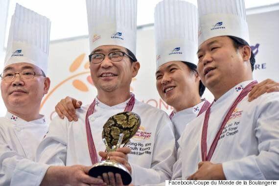 2016, 세계 빵 월드컵에서 한국팀이