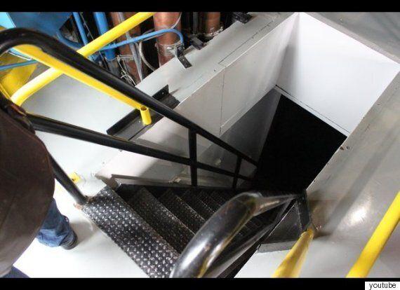 뉴욕 엠파이어 스테이트 빌딩에는 은밀한 발코니가