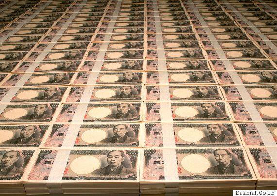 아시아 금융시장이 또 흔들렸다 : 엔화 급등·홍콩증시