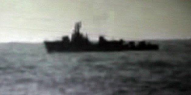 북한 경비정, 로켓 발사 하루 만에 서해 NLL