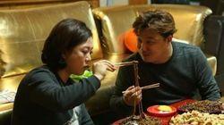 김숙과 윤정수의 결혼이