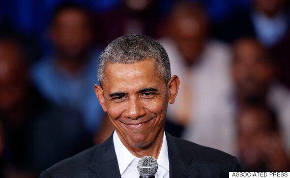 오바마가 미국의 이슬람교들에게 보낸 두