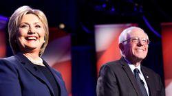 힐러리와 샌더스 지지자들이 상대 후보에 던진