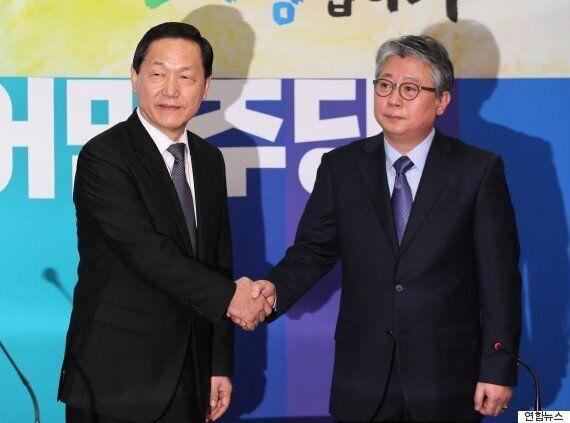 박근혜 정부의 청와대 공직기강비서관 출신이 더민주에
