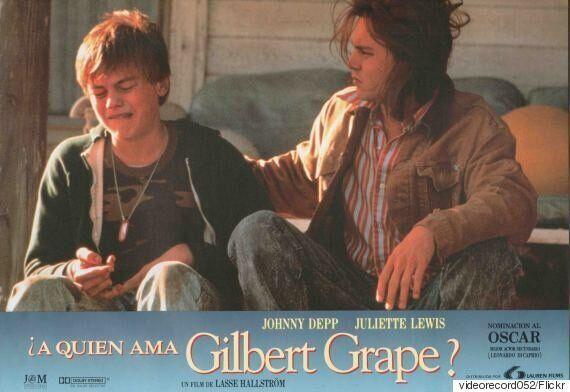 조니 뎁이 '길버트 그레이프' 촬영장에서 디카프리오를 못살게 굴었다고