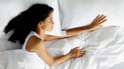 내가 남편과 함께 자지 않는