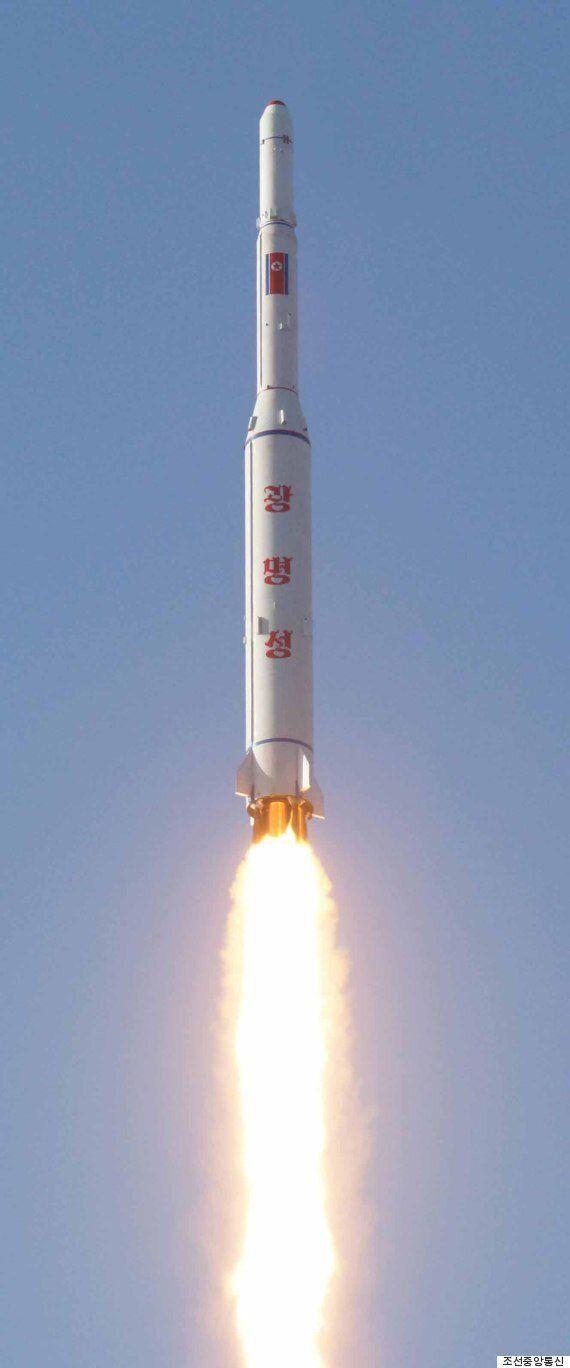 美 전략사령부가 '북한 로켓 발사'에 대해 확인한