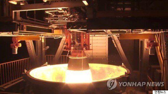 북한의 로켓 기술이 남한보다 최대 4년이 앞선