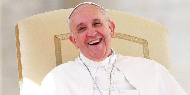교황이 세족식에 '여성 참여'를 허용하며 남긴