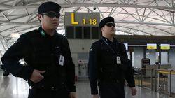 중국인 2명이 인천공항 검색장을 뚫고