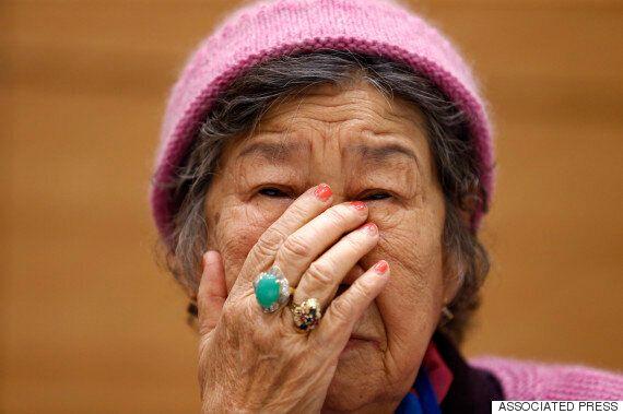 일본 정부, '위안부 강제연행 증거 없다' 입장 유엔에