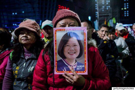 대만의 첫 여성 총통, 차이잉원에 대한 6가지