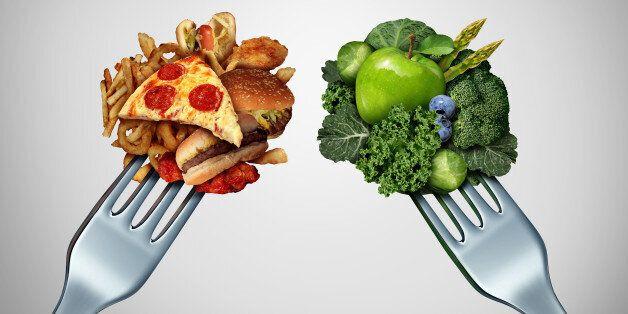 건강을 위해 채워야 할 음식, 비워야 할