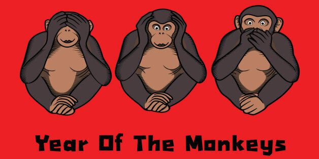 내 안의 혐오를 돌아보는 붉은 원숭이의