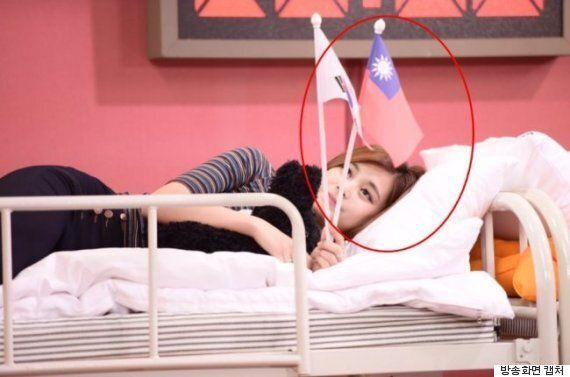쯔위 사태로 JYP 홈피가 디도스 공격을 당해