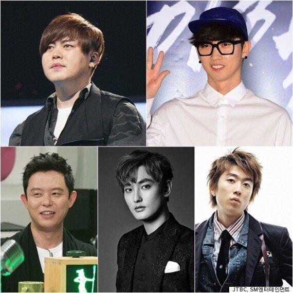 [Oh!쎈 초점]문희준·강타·장우혁, H.O.T 20주년 활동