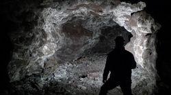 하와이 화산 안에는 얼음의 지하 세계가