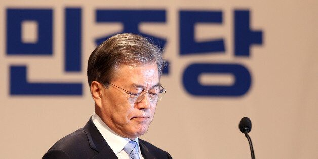 문재인 더불어민주당 대표 신년 기자회견