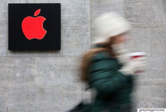 애플 아이폰 판매증가율이 사상 최저를