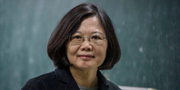 차이잉원, '하나의 중국' 원칙