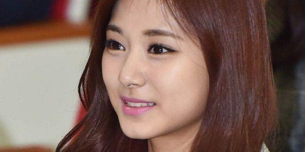 JYP 걸그룹 '쯔위'가 대만 대선 최대 쟁점인물이 된