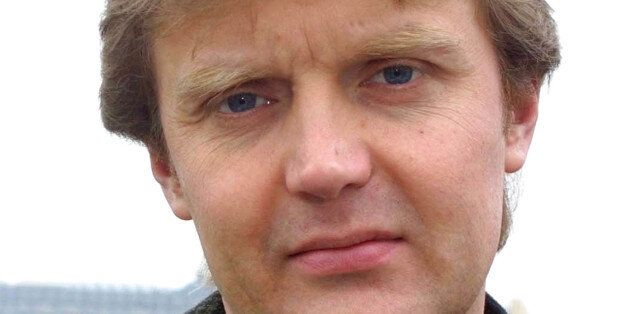 ** FILE ** Alexander Litvinenko, former KGB spy and author of the