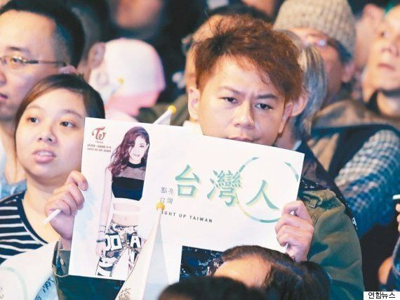 대만 변호사, '쯔위 사과 강제' 혐의로 JYP 검찰
