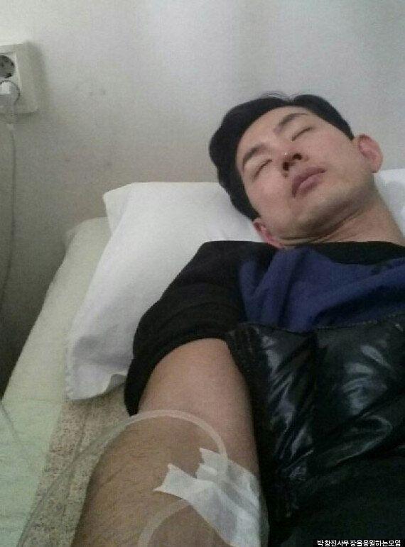 '땅콩회항' 박창진 사무장은 아직 요양
