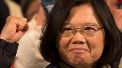 대만 총통, 쯔위 거론하며 중국에