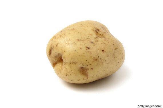 누군가 감자 사진 한 장을 13억 주고