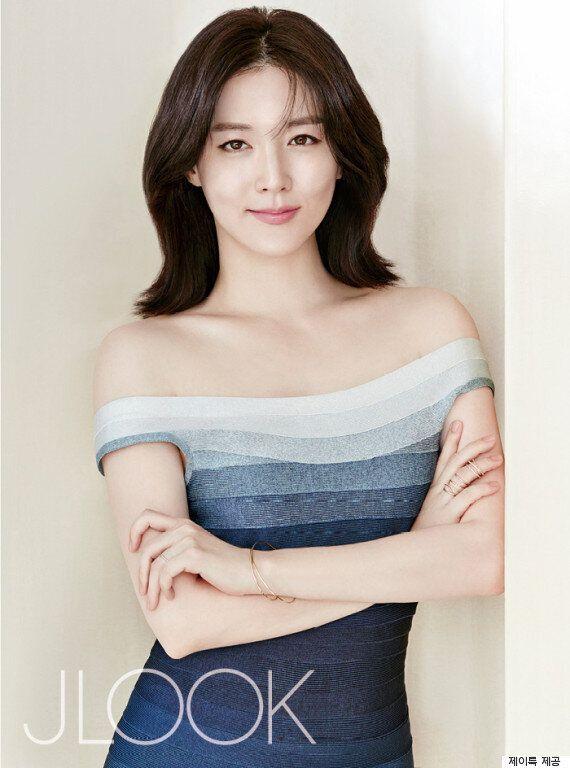 배우 이영애의 새로운 뷰티화보(사진 3장,