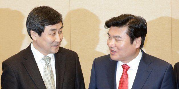 여야, 원샷법·북한인권법 본회의 처리