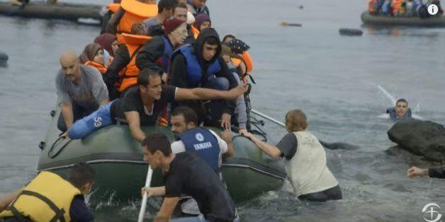 난민도운 그리스섬 주민들, 노벨평화상 후보로