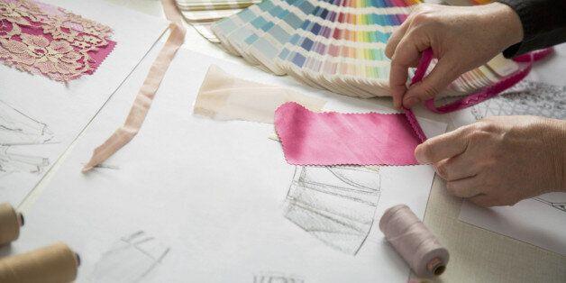패션디자이너 브랜드의 비정규직 중 절반만이 최저임금을