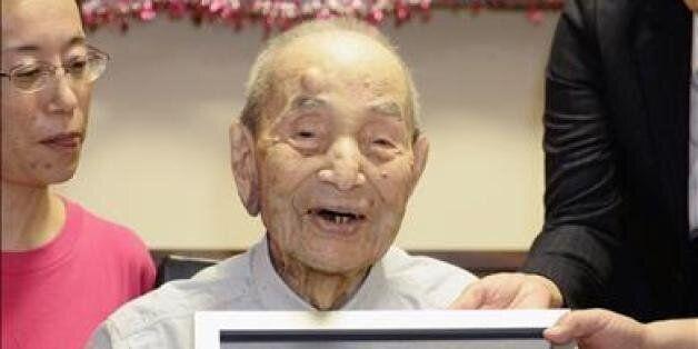 112세로 별세한 세계 최고령 남성 일본 할아버지가 말한 장수