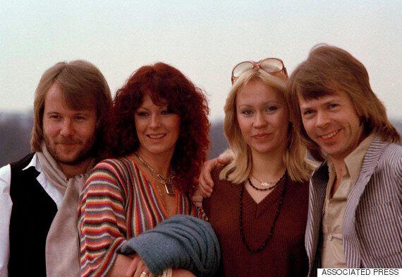 그룹 아바(ABBA)가 다시 한 자리에