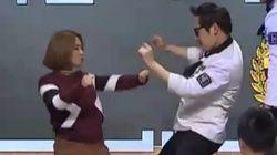 박나래와 김풍이 승리의 클럽댄스를