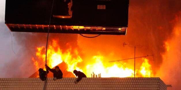 화보 7년전 오늘, 용산참사가 있었다 | 허프포스트코리아