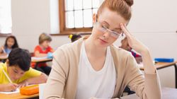영국 교사 40%, 학생으로부터 '폭력행위'